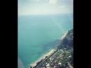 Егор Крид в Instagram_ «Перелёт по красоте не хуже чем от Ниццы до Монако! 💯 🚁 💨 P.s. Надеюсь во