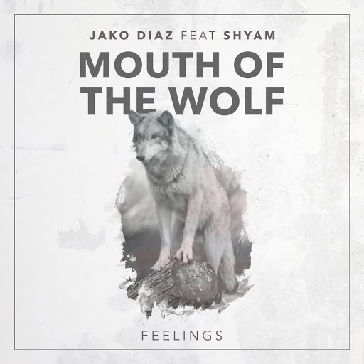 Jako Diaz альбом Mouth of the Wolf