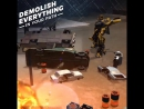 Transformers AR Junkyard Trailer