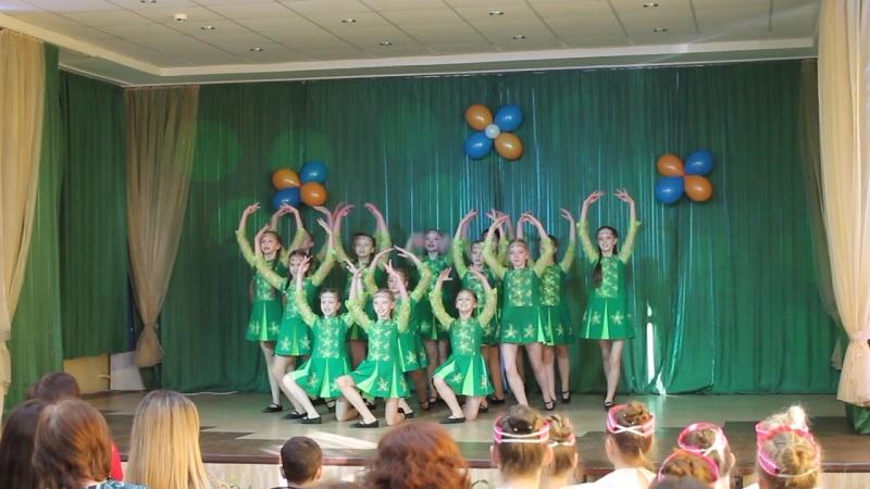 Лесные нимфы - Лауреат I степени Конкурса-фестиваля Танцевальный калейдоскоп