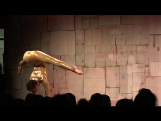 They told me it wasnt possible - now Im a contortionist! - Nina Burri - TEDxBern
