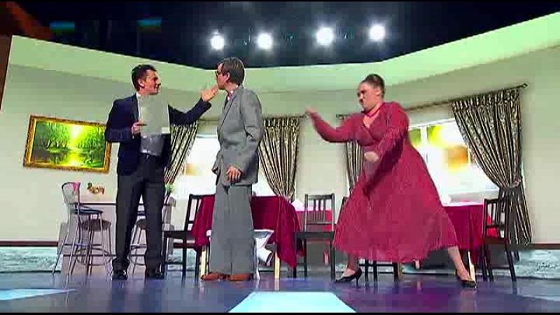 Заказали свадьбу в ресторане - Весёлая котлетка.(Отрывок из: Уральских пельменей).