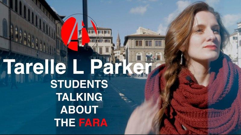 Florence Classical Arts Academy- Tarelle L Parker (alumni)