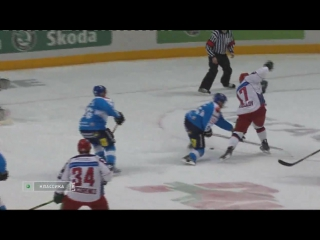 Radulov great goal against finland