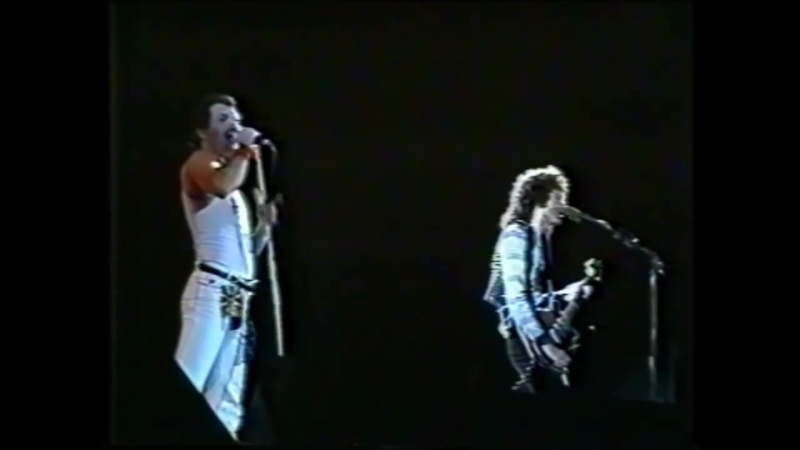 QUEEN - FAT BOTTOMED GIRLS - Live Buenos Aires, Argentina march 1. 1981