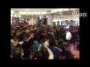 [Фанкам] 180215 Джексон - Papillon @ Chinese New Year Countdown в ТЦ МОКО
