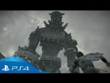 Shadow of the Colossus | Тур по Bluepoint Studio | PS4