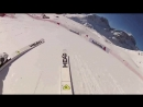 Lindsey Vonn DH Training