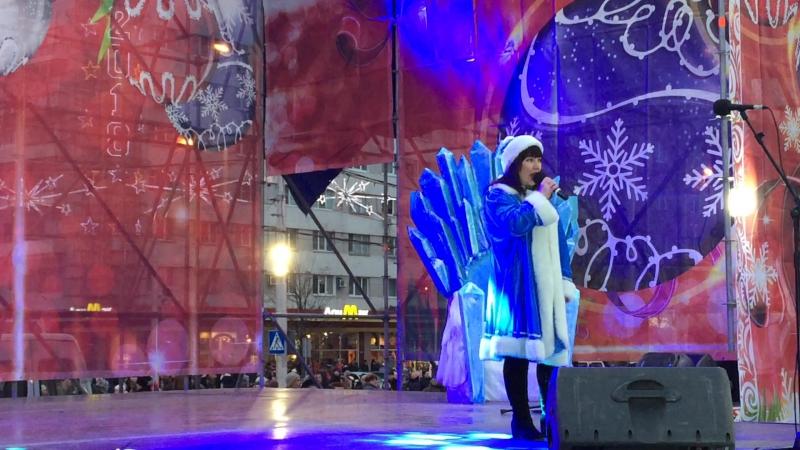 Екатерина Славич. Зима всё сделала сама