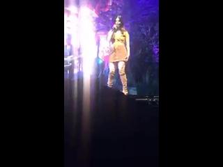 Lana Del Rey live @ «LA To The Moon Tour»: «Palau Sant Jordi»