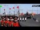 По всей России: самые яркие моменты парадов Победы
