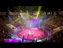 Открытие Омского цирка 24.12.2016