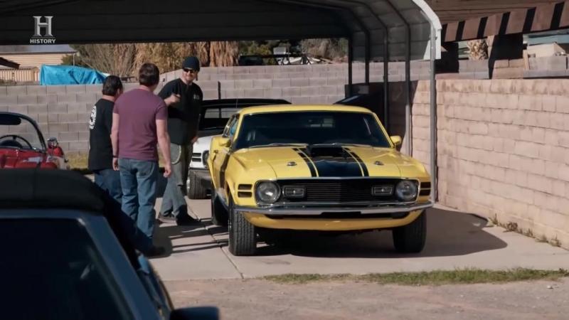 Поворот-наворот 6 сезон 06 серия. Патриотический мотоцикл / Counting Cars (2017)