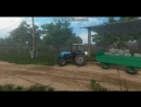 Farming Simulator 17 [ MTZ 892 with Autosan D-47 ]