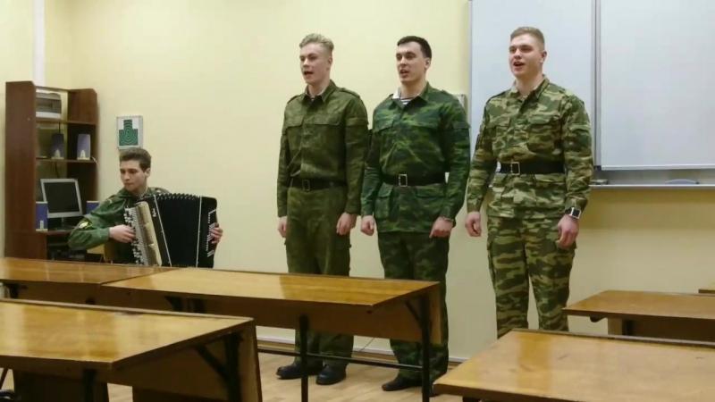 Гимн Военной кафедры БГТУ ВОЕНМЕХ