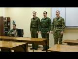Гимн Военной кафедры БГТУ