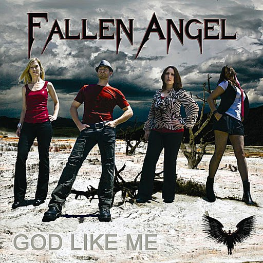 Fallen Angel альбом God Like Me