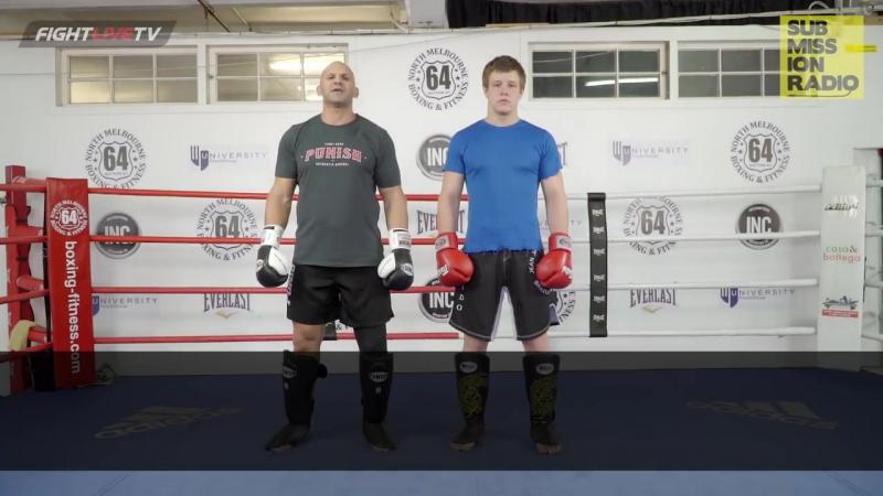 Sam Greco | Slamming Leg Kick Variation