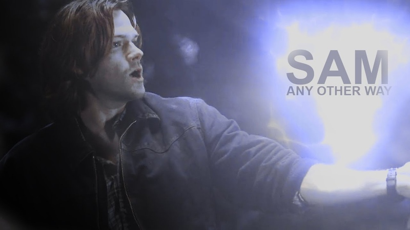 Sam Winchester Any Other Way 13x23
