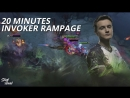 Miracle 's 20 minutes Invoker RAMPAGE