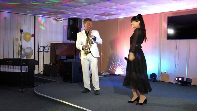 Diana Ankudinova and Eduard Marchuk (saxophone) - Venus of Shizgar