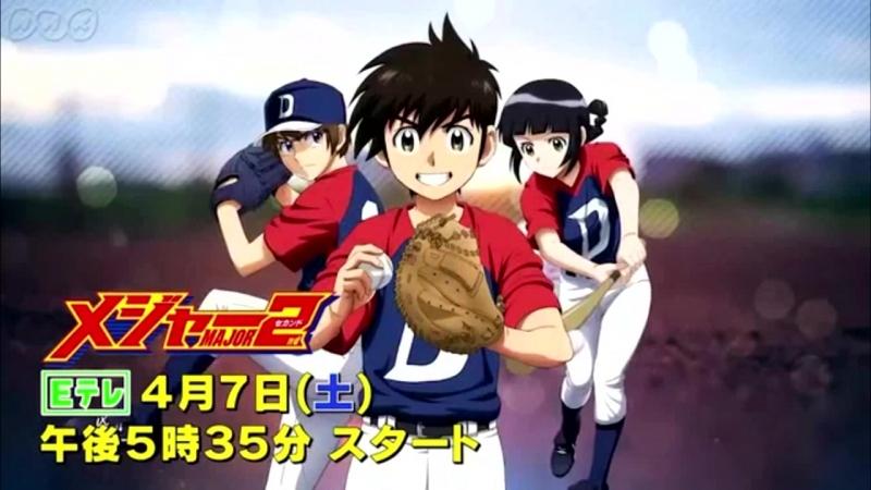 Major 2nd | Второй Мэйджор NHK Special