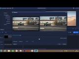 Как улучшить качество видео убрать чёрные полосы в программе Wondershare Video Editor