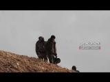 الجيش السوري ينتشر في تل اللوز في ريف دمشق الجنوبي الغربي