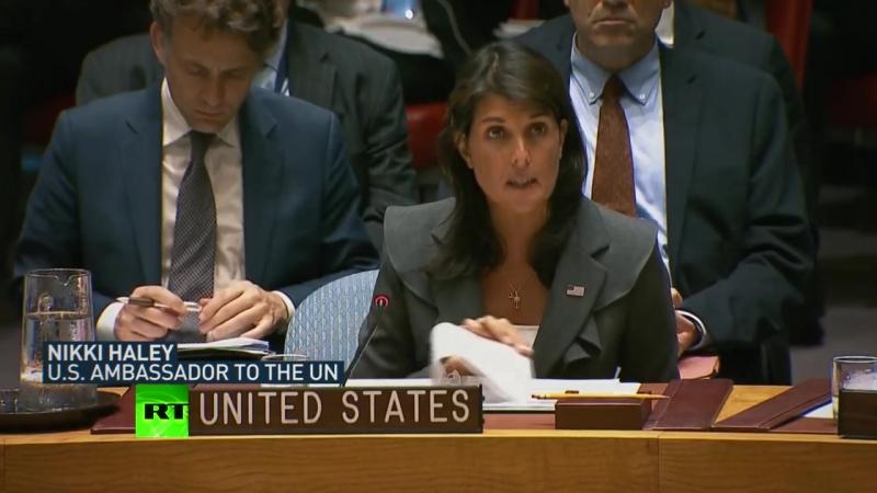 Guerre des mots à l'UNSC Appel à la protection des Palestiniens opposés par le veto américain