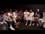 180520 BTS Interview by The Morning Mess @ LIVE 101.5 Phoenix