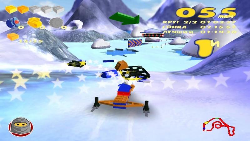 ⁄ Прохождение Lego Racers 2 ⁄ЧАСТЬ 19 ⁄ Нечестная гонка с атлетом (; ̄Д ̄) ⁄ » Freewka.com - Смотреть онлайн в хорощем качестве