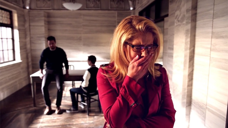 Oliver Felicity || 'I should be crying but I just can't let it show' (6x23)