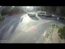 Слепой инкассатор в Серпухове.