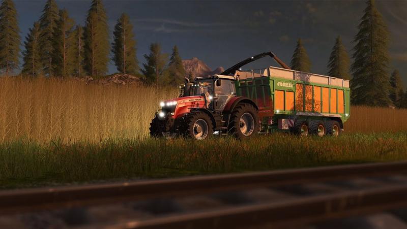 Farming Simulator 17 Балдейкино Карта Балдейкино СПАСИБО ЧТО ВЫ С НАМИ