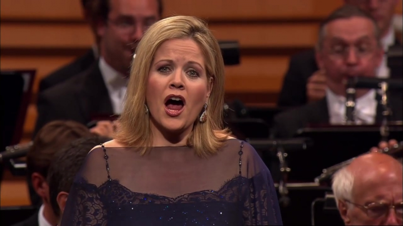 Renée Fleming_ Richard Strauss - Four Last Songs for Soprano and Orchestra (Luce