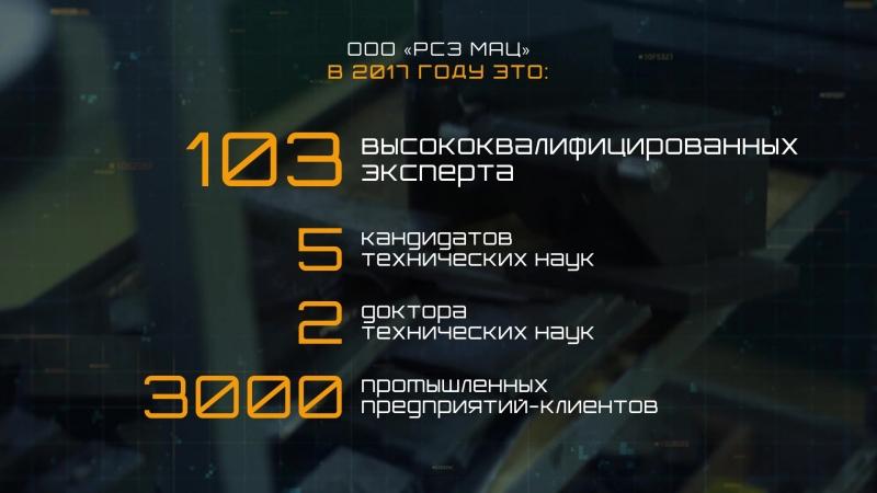 ООО «РСЗ МАЦ» в 2017