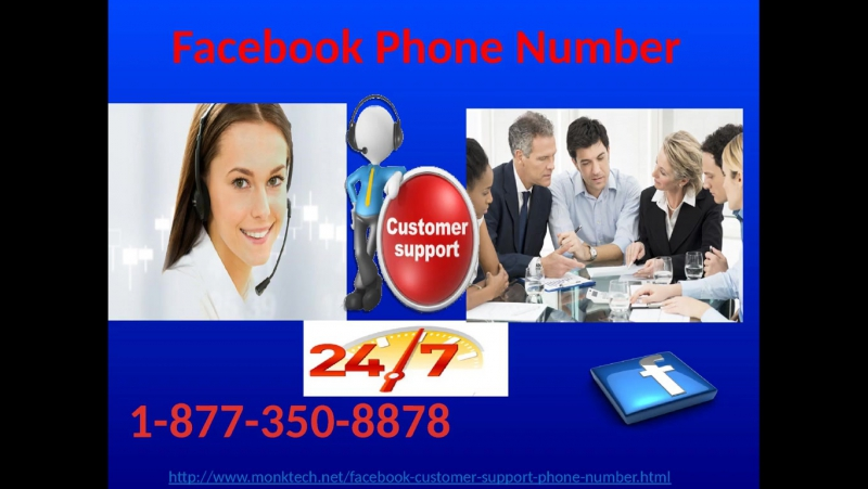 Getting caught FB issues every now and again? Get Facebook Phone Number1-877-350-8878