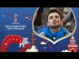 FIFA Fan Fest: пятнадцатый день
