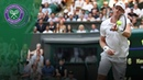 Kevin Anderson turns ambidextrous in astonishing point Wimbledon 2018