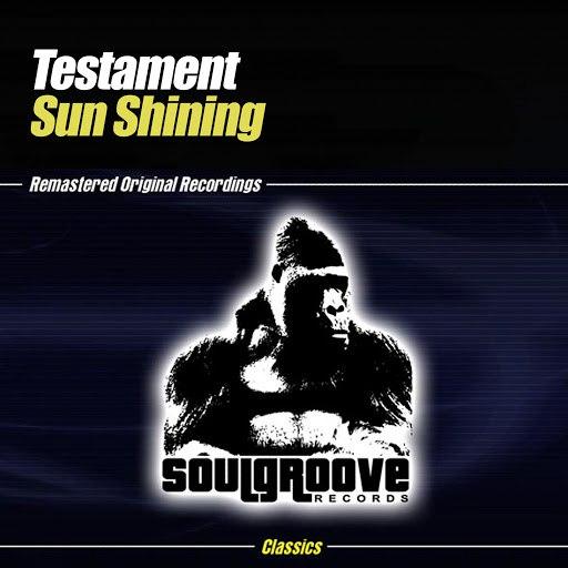 Testament альбом Sun Shining