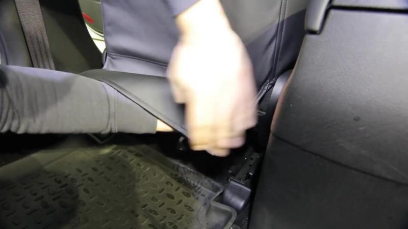 Установка авто-чехлов от производителя АВТОПИЛОТ Киа Сид с 2012 года (1)