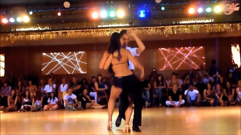 Бачата. Латиноамериканские танцы.