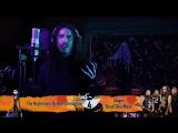Музыкант Энтони Винсент исполнил 12 песен в стиле мультфильма «Кошмар перед Рождеством»
