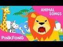 Hakuna matata Animal Songs PINKFONG Songs for Children