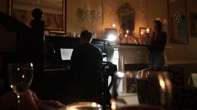 Музыкальная гостинная в кафе Арабелла