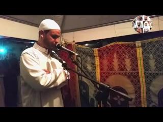 القارئ المغربي أيوب خديري يحاكي الشيخ محمود خليل الحصري بتميز تراويح رمضان 1439.mp4