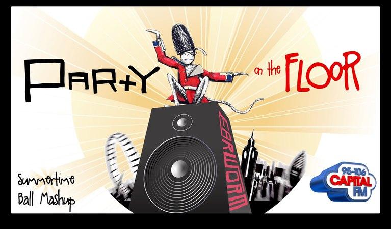DJ Earworm - Party on the Floor (Capital FM Summertime Ball Mashup)