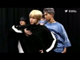 171120 BTS @ Behind The Scenes look at the AMAs