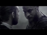ragnar and athelstan over the seasons.
