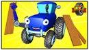 Трактор Едет - Мультик про Машинки - Грузовичок Мультфильмы для Детей